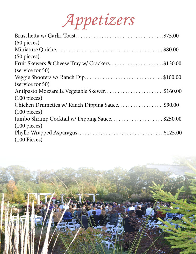Sandy Pines Pavilion Menu 2019_3